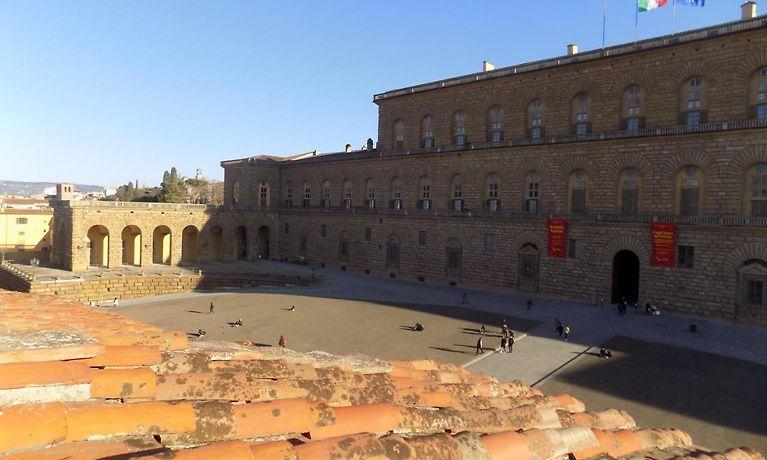 Soggiorno Pitti Firenze